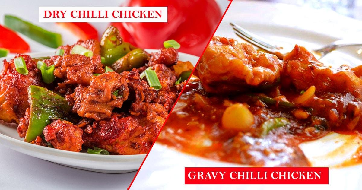 Chilli Chicken Recipe - crispyfoodidea.com