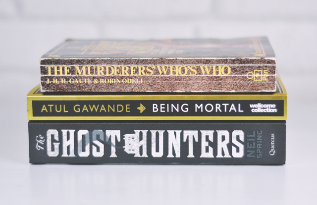 Creepy books for Halloween