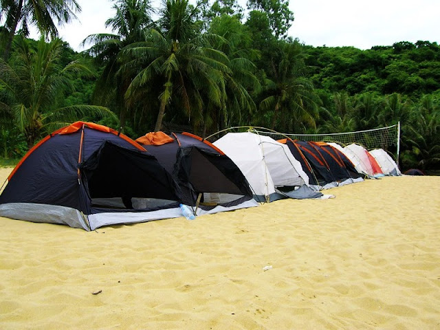 Top 5 campsites near Saigon for the adventurous 3