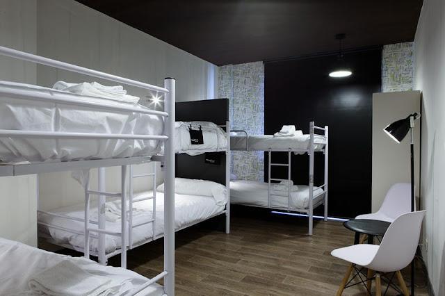 Room 007 Hostel em Madri