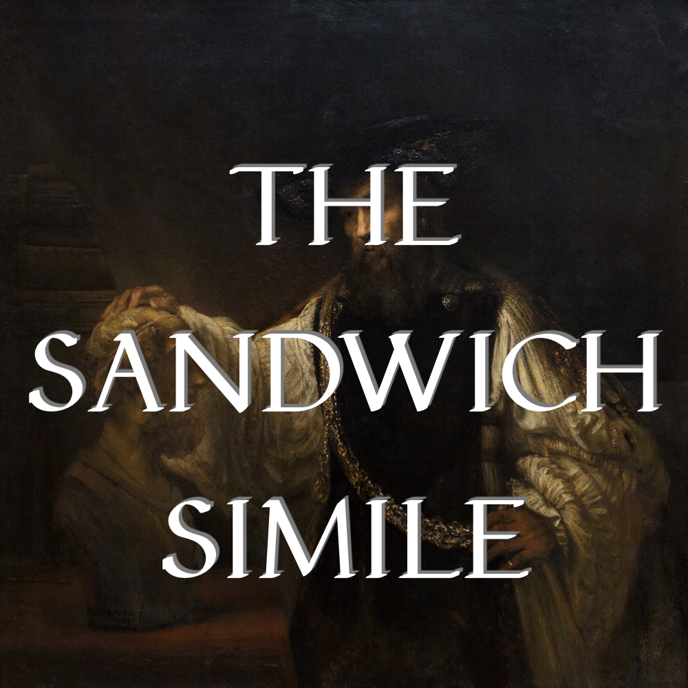 simile for darkness