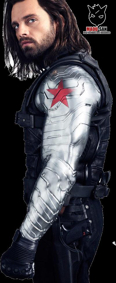 render Winter Soldier