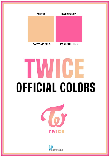 Twice Official Color