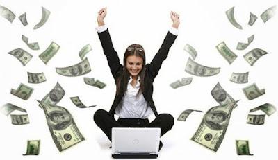 menjadikan blog untuk investasi jangka panjang.