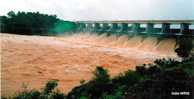 Kinnerasani Dam in Bhadradri Kothagudem District