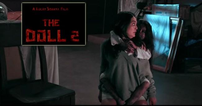 Screen Shot Film The Doll 2