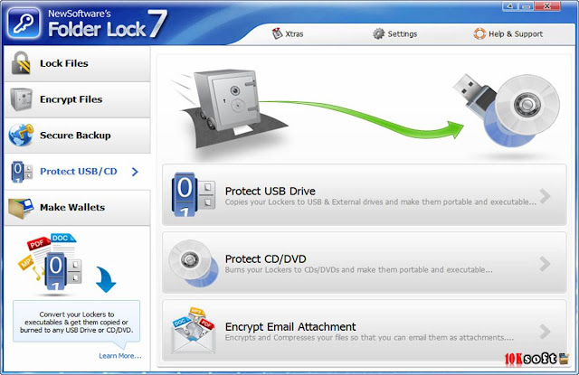 Folder Lock 7 v7.6.9 Direct Download Link