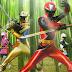 Nova imagem de Super Ninja Steel revela Power Up pro Ranger Vermelho