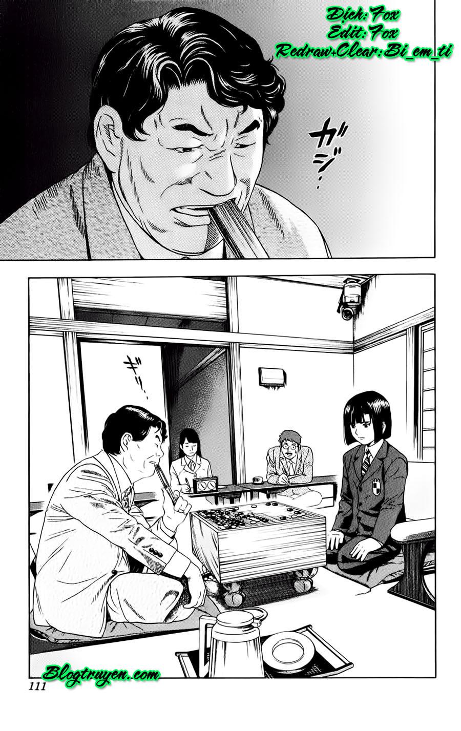 Hikaru No Go hikaru no go chap 48 trang 21
