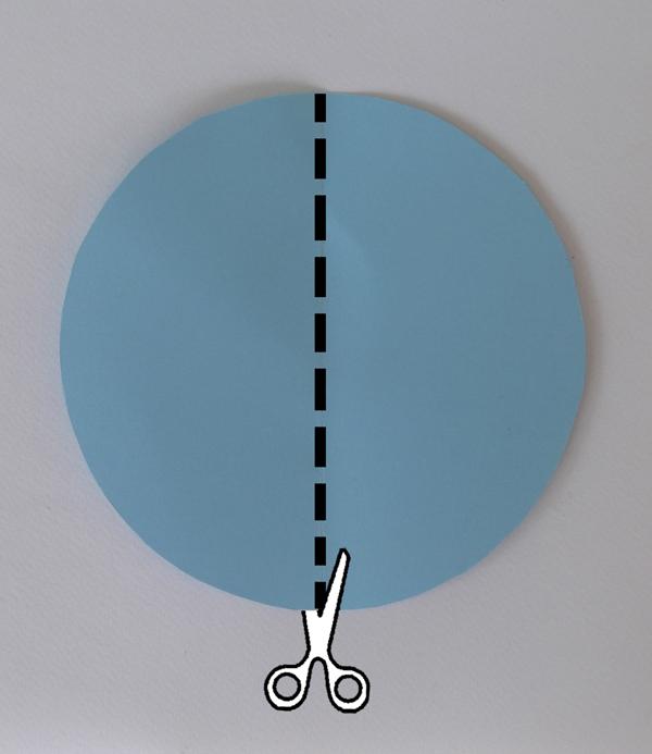 κύκλος από χαρτί