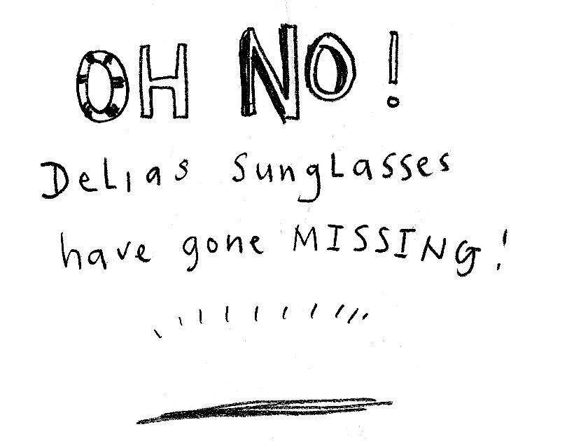 Tom Gates Brilliant World: Annoying Delia...