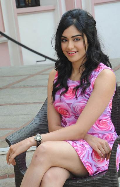 Heroine Adah Sharma Images
