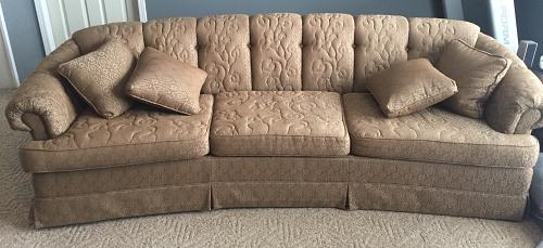 Charles Schneider sofa