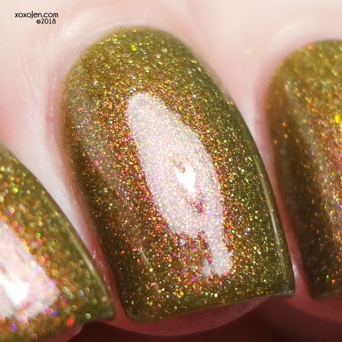 xoxoJen's swatch of Rogue Lacquer Ugly but interesting