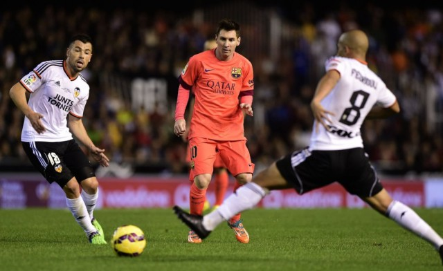 Valencia vs Barcelona
