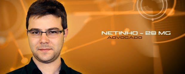 Netinho BBB12