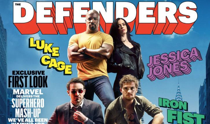 The Defenders - First Look Photos *Updated*