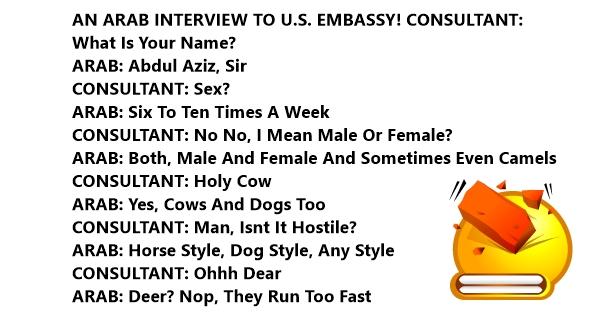interview puns