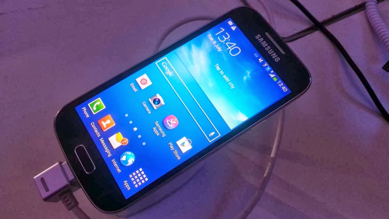 Samsung Galaxy S4 Mini Review and Specs