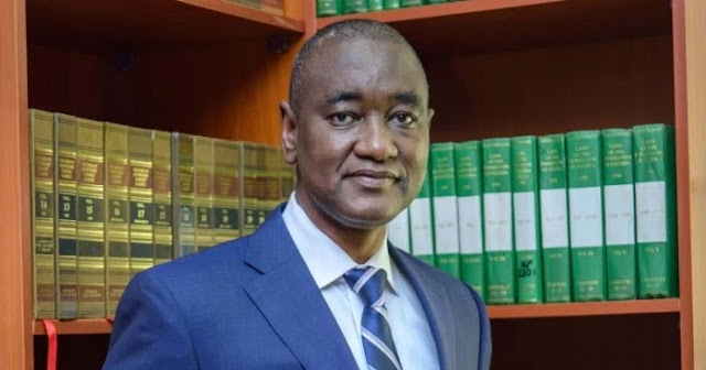 """NBA President vows to deal with """"bad eggs"""" in Nigeria's judiciary"""
