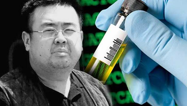 Kim Jong Nam VX Nerve Agent