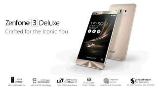 Download Firmware Asus Zenfone 3 Deluxe Terbaru Tanpa Iklan
