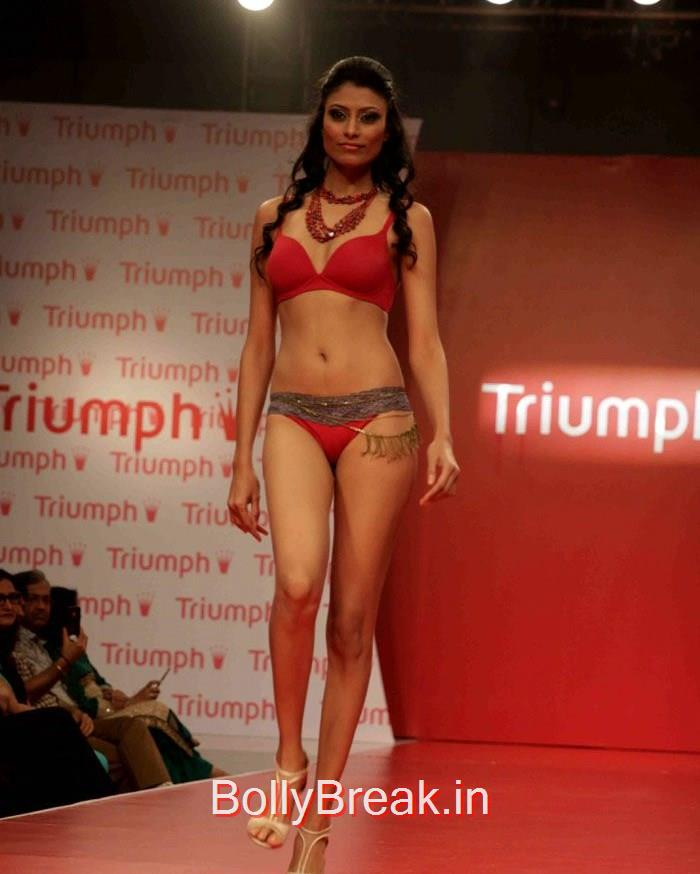 Triumph Fashion Show