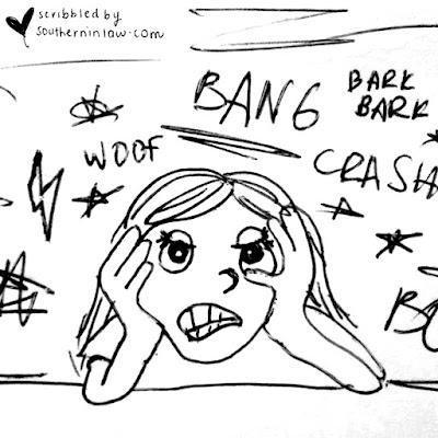 Headache Cartoon
