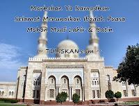 Kata-kata Ucapan Bulan Puasa Ramadhan 2013 (1434 H)