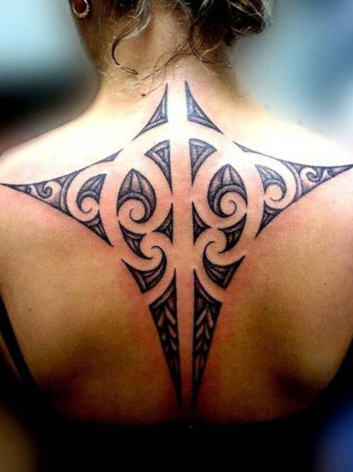 kadın maori tribal dövmeleri woman maori tribal tattoos 22