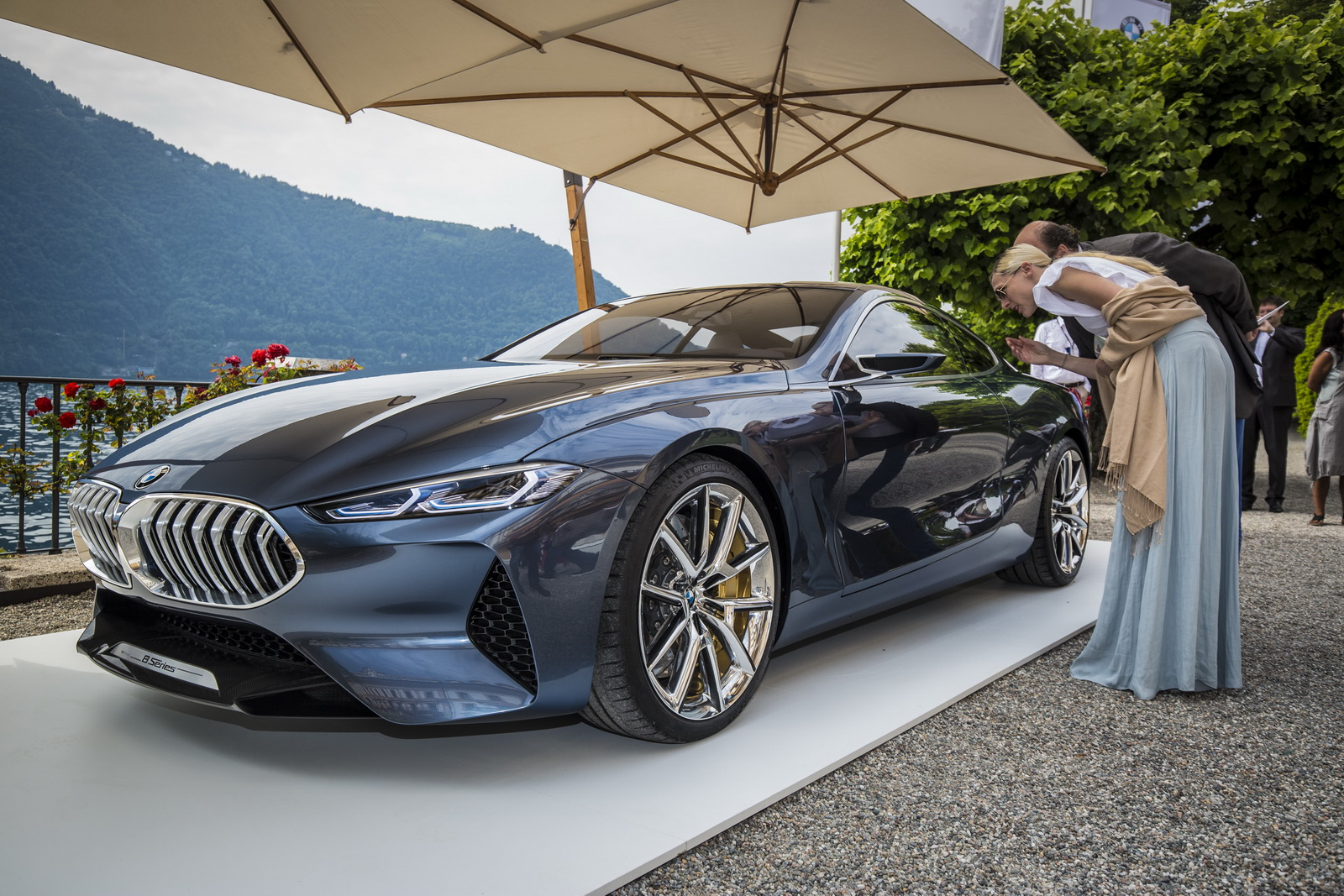 BMW 8-Series Concept Looks Even Better Under The Italian ...