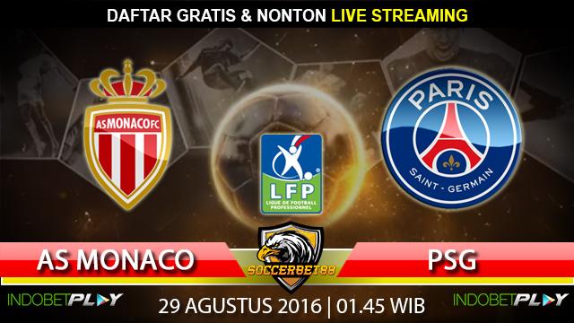 Prediksi Monaco vs PSG 29 Agustus 2016 (Liga Perancis)