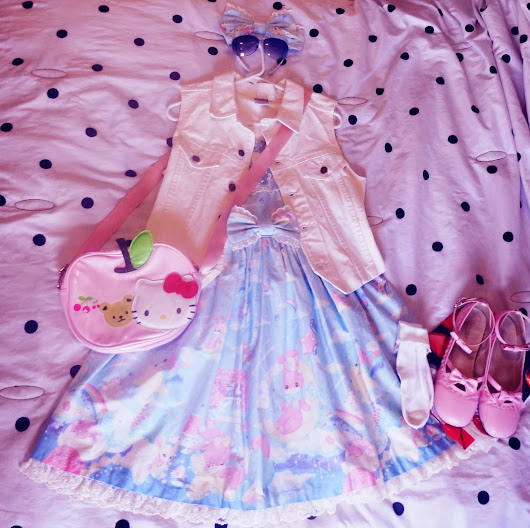 Lolita Blog Carnival ~ 1 Piece for 4 Seasons!