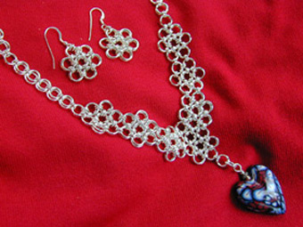 japanese chain maille jewelry tutorials the beading gem