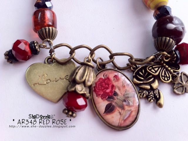 red-rose-charm-bracelet-malaysia