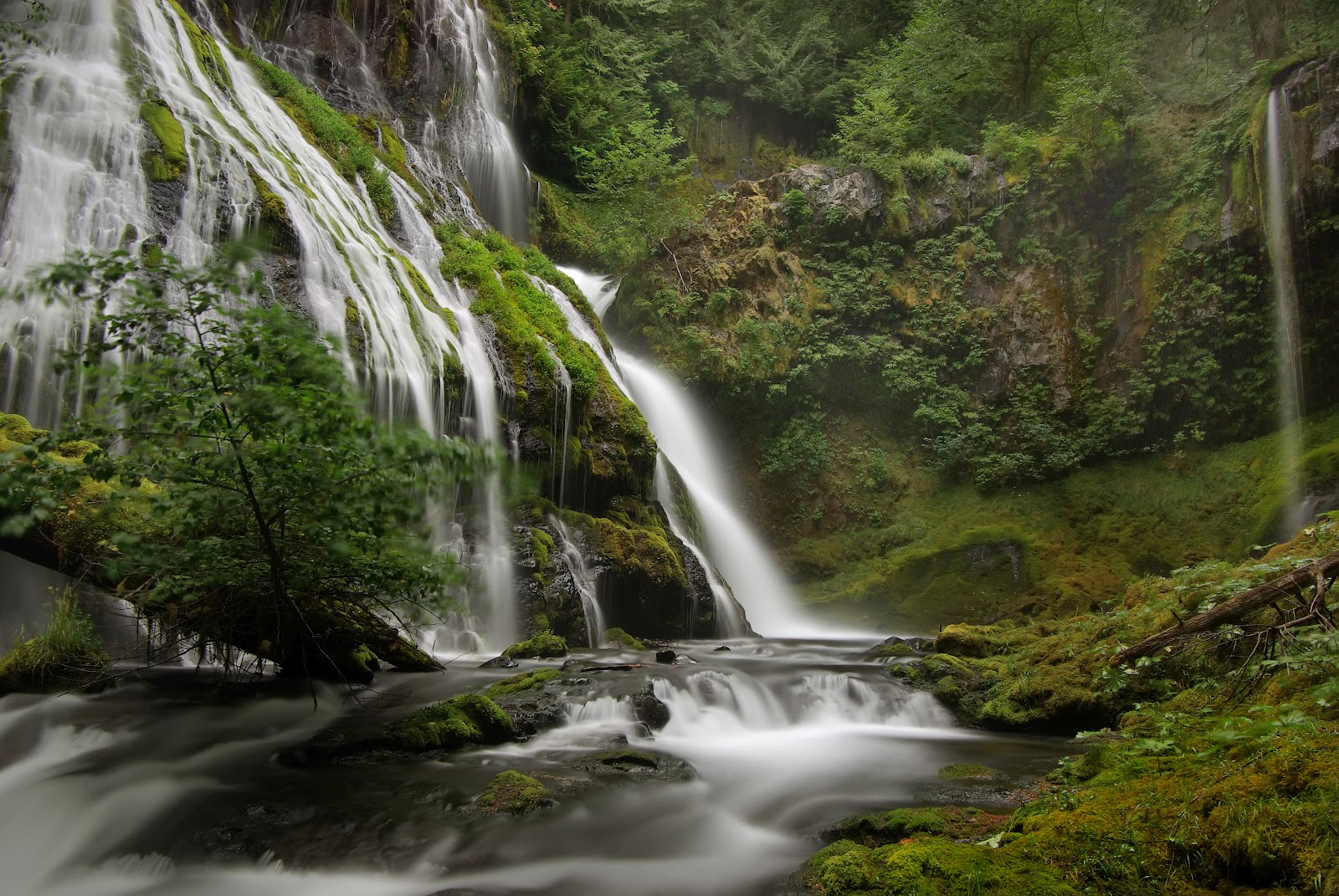 ShalamarImages Landscape Photography: Panther Creek Falls