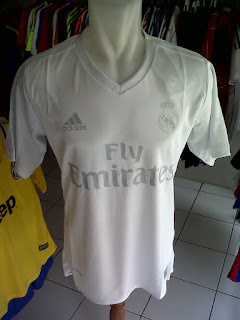 Jual Jersey Real Madrid Home 2016/2017 Parley di toko jersey jogja sumacomp, murah berkualitas
