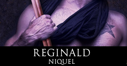 Cover Reveal & Giveaway: Reginald (Spasm Rockers #2) by Niquel