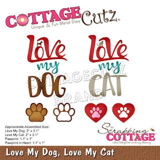 http://www.scrappingcottage.com/cottagecutzlovemydoglovemycat.aspx