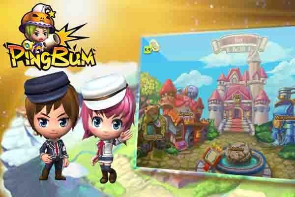 Game PingBum Online Apk Seru Gak Bikin Bosen