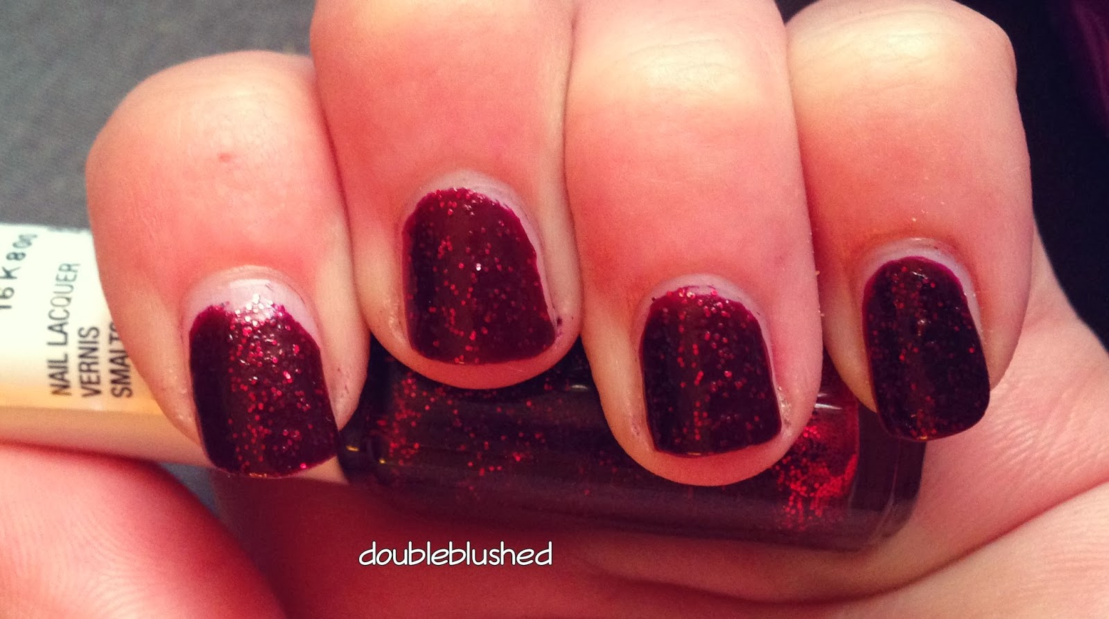 double blushed toggle to the top essie winter collection. Black Bedroom Furniture Sets. Home Design Ideas