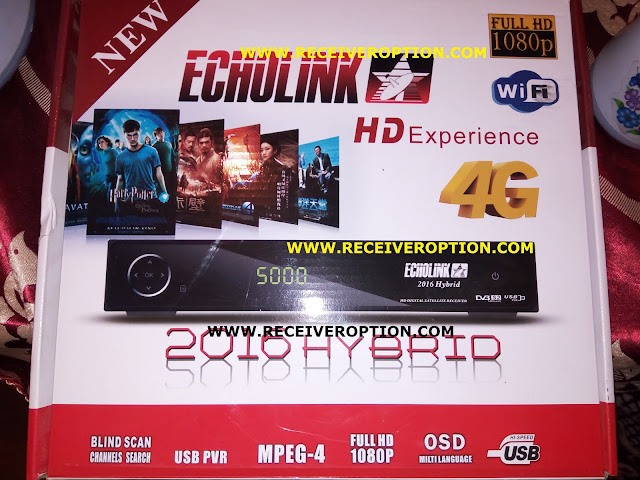 Echolink satellite receiver software download