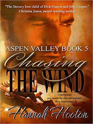 book review, Chasing the Wind, by Hannah Hooton