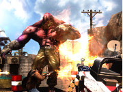 Rage Z Multiplayer Zombie FPS Mod v1.04 Apk Unlimited Ammo Free