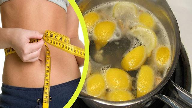 No Creía Que Era Verdad – Pero Bajé 10 Kilos De Peso Rápidamente Con Limón Hervido