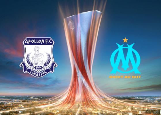 Apollon Limassol vs Marseille - Highlights 04 October 2018