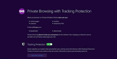Incognito Mode - Private Browsing