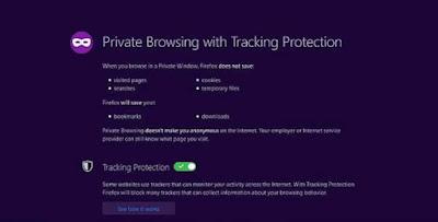Incognito Mode - Private Browsing