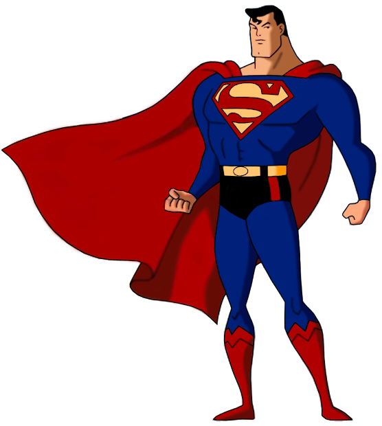 Superman Clipart. - Fiesta Geeks