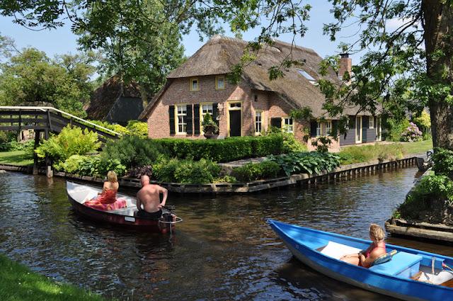 Giethoorn,holland